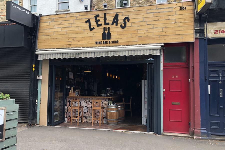 bi-fold doors restaurant