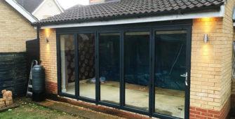 Bi Fold Doors Visofold 1000 in Ashford Kent