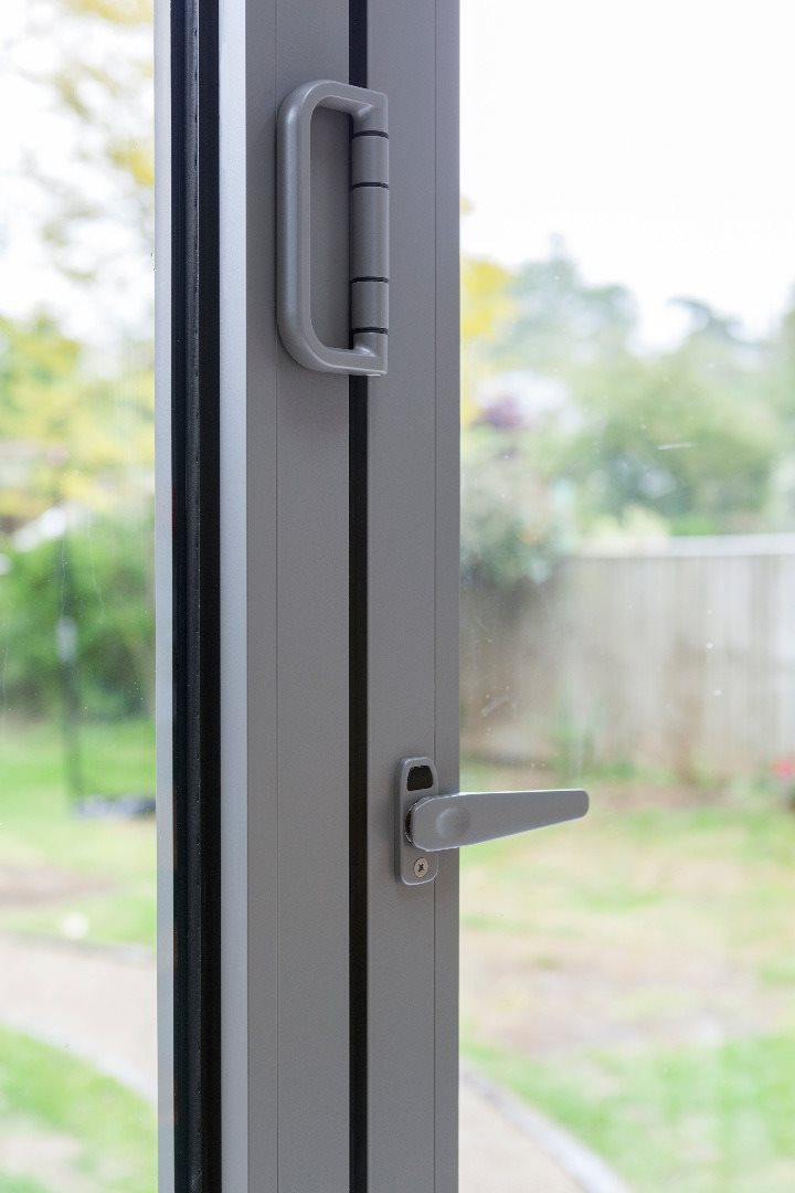 Visofold 1000 bifold doors handles